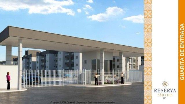 Reserva São Luís- Apartamento com 2 quartos// Dimensão, Turu/