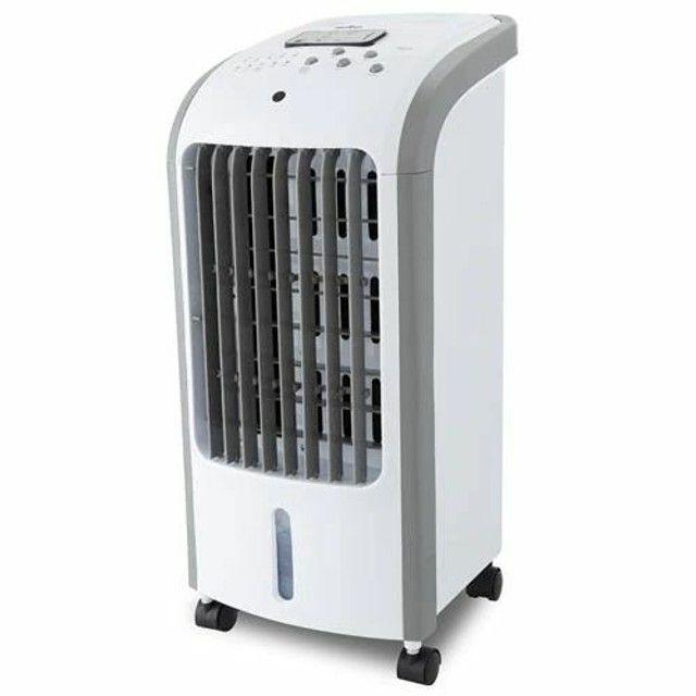 Climatizador Britânia BCL01F Resfria, Umidifica e Ventila 3 Velocidades - Foto 3