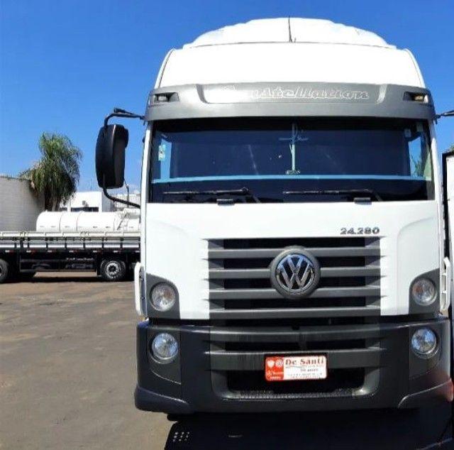Caminhão VW 24280 - Foto 3