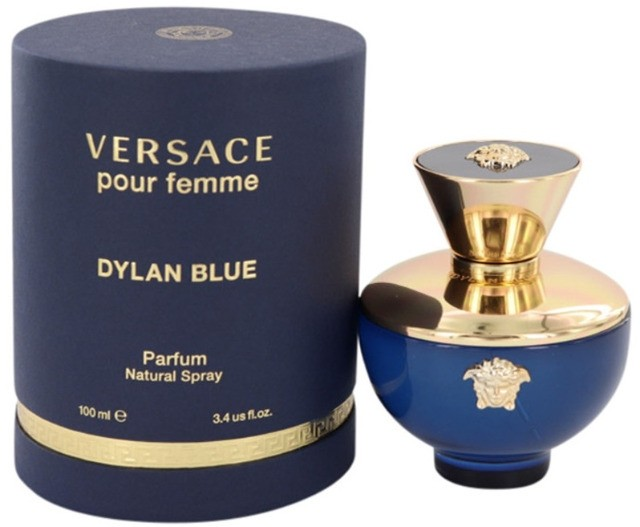 Versace Dylan Blue Feminino Edp 100ml Eau de Parfum