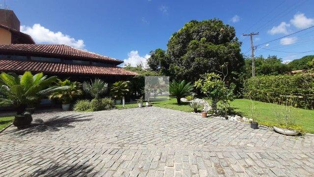 Mansão no Cond Torquato de castro aldeia/598m/ 4 suites/espaço gourmet com piscina/luxo - Foto 9
