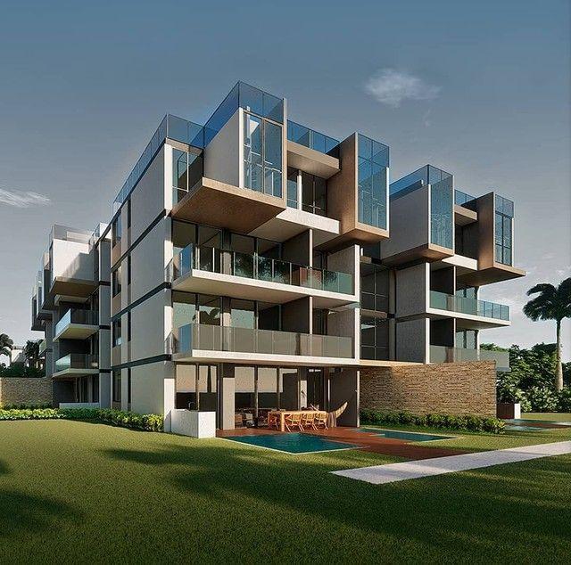FM* Lançamento Cais Eco Residência moderno, sustentável a beira mar de Muro Alto. - Foto 2