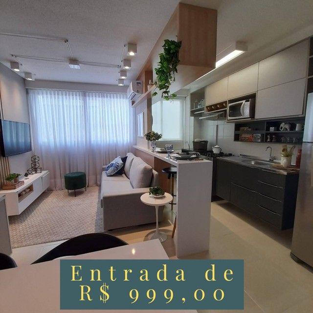 [G] Conquista Rubi, 2 dormitórios, com ato de R$999,00