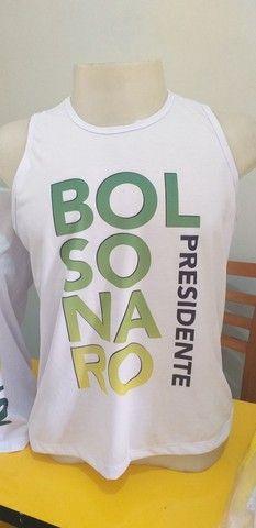 Camisas Bolsonaro presidente  - Foto 3