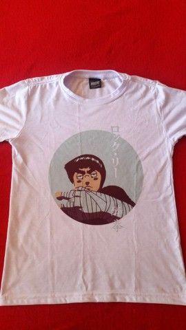 Camisas Naruto
