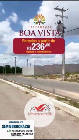 Loteamento às margens da BR-116, à 10 minutos de Messejana! - Foto 5