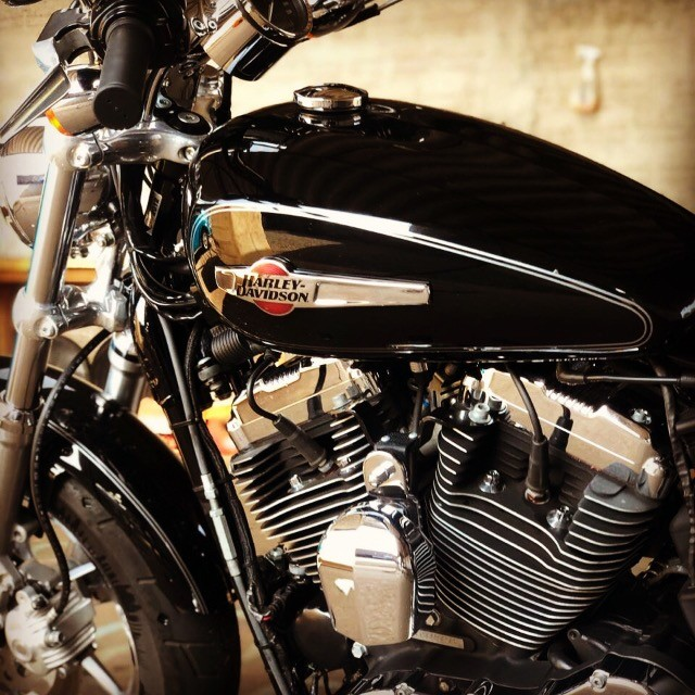 Harley Davidson XL 1200 - Incrível  - Foto 2