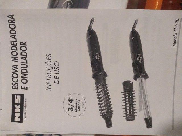Escova Modeladora TS 990  - Foto 5