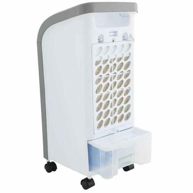Climatizador Britânia BCL01F Resfria, Umidifica e Ventila 3 Velocidades - Foto 4