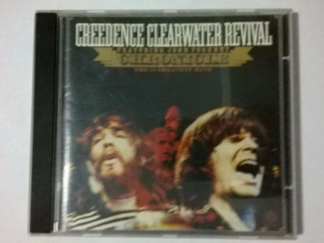 CD Creedence Clearwater Revival Chroniclye