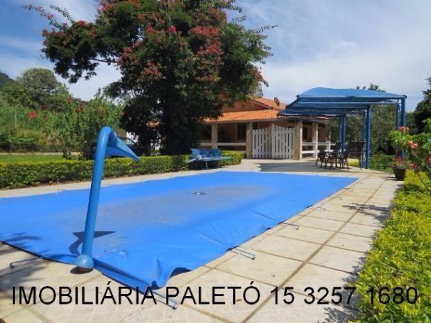 Chácara 10000 m², documentação ok, próximo a cidade - Imobiliária Paletó REF 349