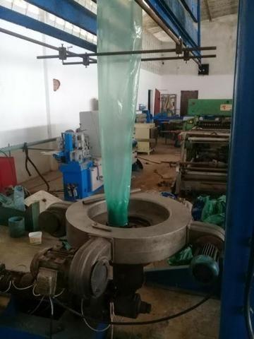 Fábrica de sacola plástica
