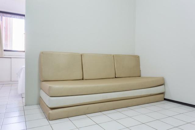 1 sala e quarto (mobiliado) lazer,próximo Giro e mar - Boa Viagem, - Foto 13
