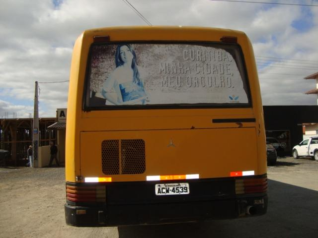 Ônibus Circular 1992 motor mercedes 1525 - Foto 3