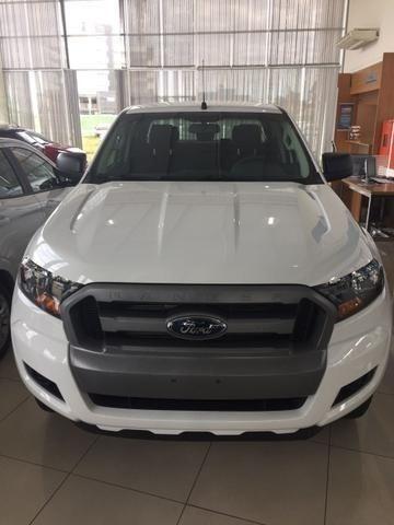 Ford Ranger XLS 2.2 Diesel 4x4 Manual 18/19 branco 118.990