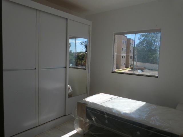 Apartamento de 2 quartos em condomínio fechado á venda na Cidade Ocidental - MCMV - Foto 5