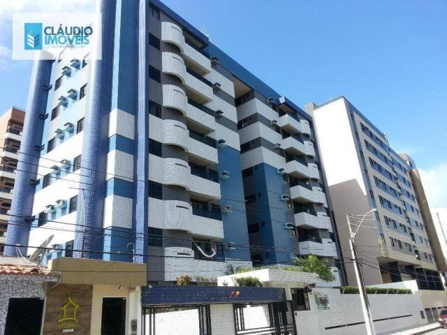 Apartamento com 3 quartos, 79m², 2 garagens à venda, Jatiúca, Maceió, Alagoas