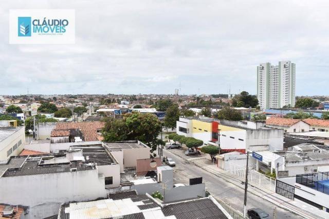 Apartamento residencial 3 quartos, nascente, 87m² à venda, Farol, Maceió, Alagoas