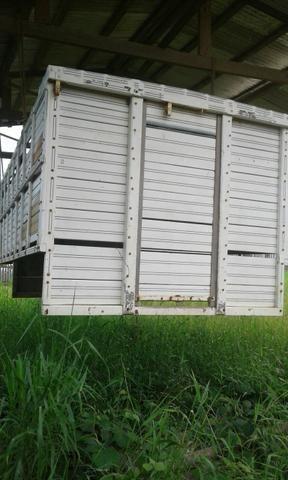 Gaiola caminhão 710