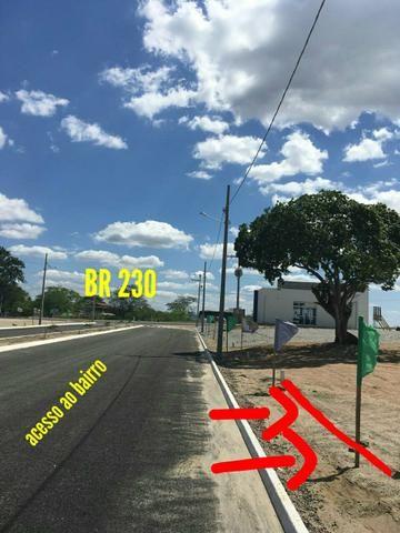 Repasse: Loteamento vila Maria da luz