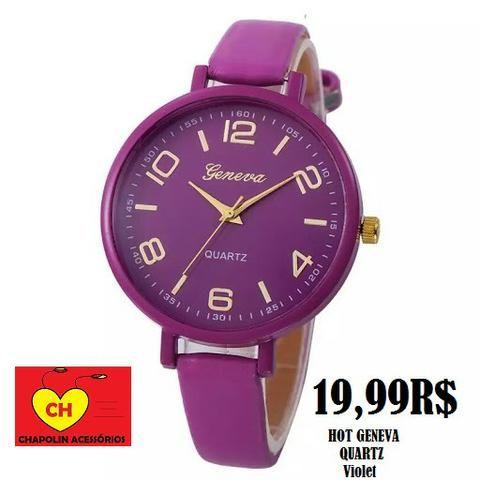 f3f4b0f1f31 Relógio Fashion Geneva - Bijouterias
