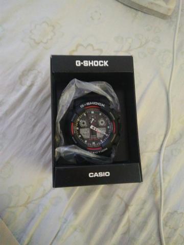 62e14068d3e G-shock ga 100 original!! - Bijouterias