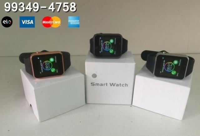 34d9c076738 Relógio Celular Chip Smartwatch Gsm Touch Android Ios Dz09 Atacado e Varejo