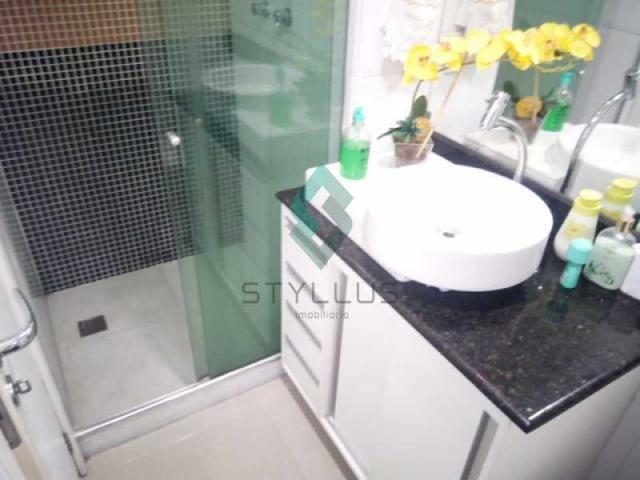 Apartamento à venda com 3 dormitórios em Cachambi, Rio de janeiro cod:M3939 - Foto 10