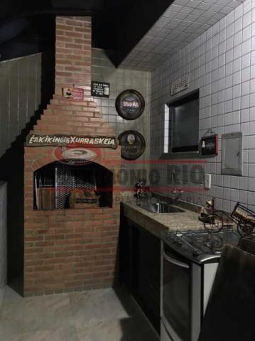 Apartamento à venda com 3 dormitórios em Vila da penha, Rio de janeiro cod:PACO30060 - Foto 16