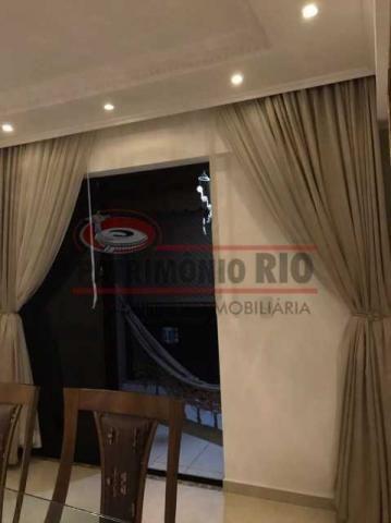Apartamento à venda com 3 dormitórios em Vila da penha, Rio de janeiro cod:PACO30060 - Foto 4