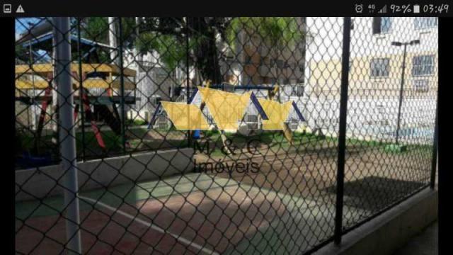 Apartamento à venda com 2 dormitórios em Rocha miranda, Rio de janeiro cod:MCAP20267 - Foto 20