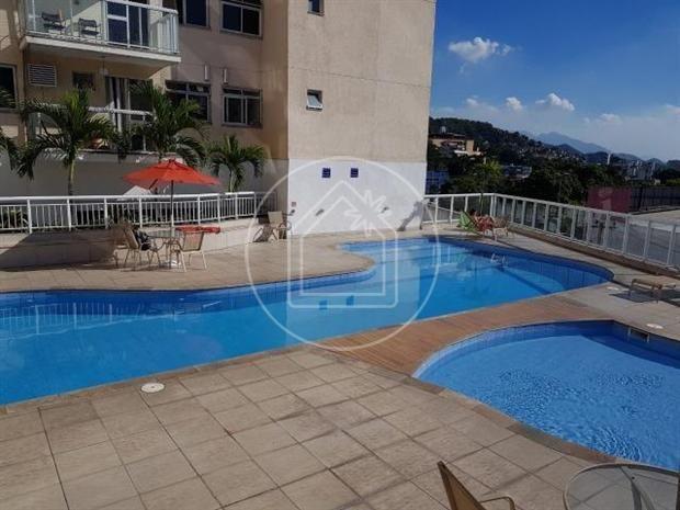 Apartamento à venda com 2 dormitórios em Cascadura, Rio de janeiro cod:855004 - Foto 14