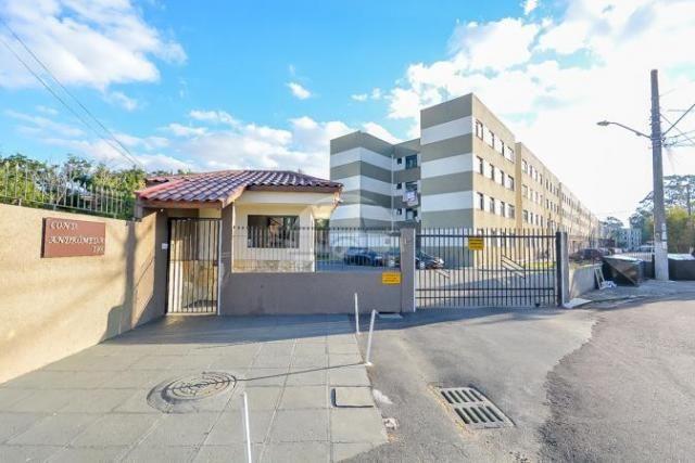Apartamento à venda com 3 dormitórios em Boa vista, Curitiba cod:140435