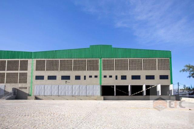 Galpão para alugar, 1164 m² por r$ 20.952/mês - parque de exposições - parnamirim/rn - Foto 5