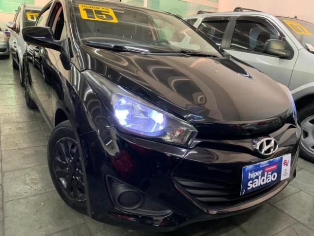 Hyundai HB20 1.0 Comfort Plus 2015 - Impecável