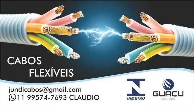 Fio Eletrico / Cabo Flexivel 16mm Antichamas 450/750v - Foto 2
