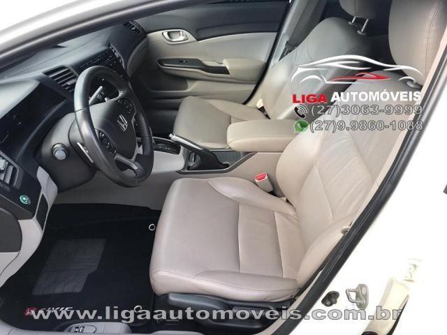 Civic Sedan LXR 2.0 Aut. 2015 Super oportunidade - Foto 6