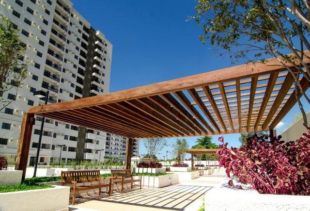 Apartamento 2 quartos com suíte, varanda, vaga, junto ao Nova América, Del Castilho - Foto 4