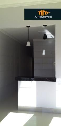 Casa 2 qts sendo 1 suíte Balneário Meia Ponte - Foto 8