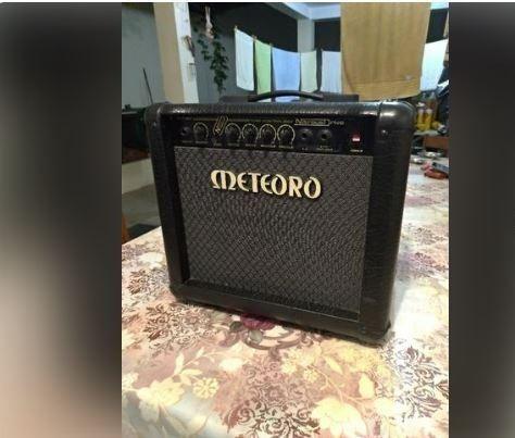 Zoom G5 + BAG + Amplificador Meteoro Nitrous Drive - Foto 2