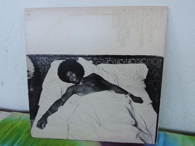 Lp - Sly & The Family Stone -small Talk (importado/1974) - Foto 2