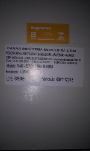 Vendo berço Americano - Foto 3