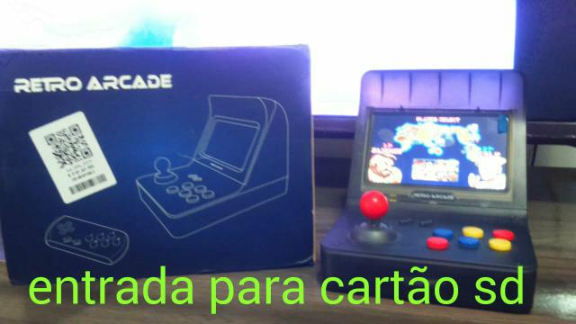 Retro Arcade mini - Foto 4