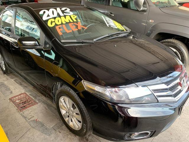 (Júnior Veículos)Honda City LX 1.5 Ano:2013 Completo - Foto 3