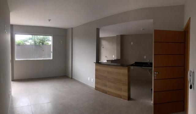 Aluga-se apartamento primeira moradia, quintal, prox futuro hospital universitário