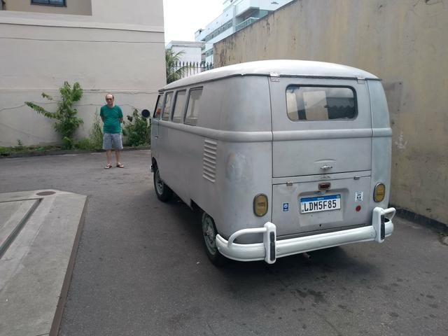 Vendo Kombi 1961 primeira série 42.000 - Foto 6