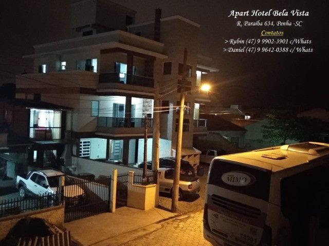Apartamento 4 - com Vista do Beto Carrero World Penha SC - Foto 16
