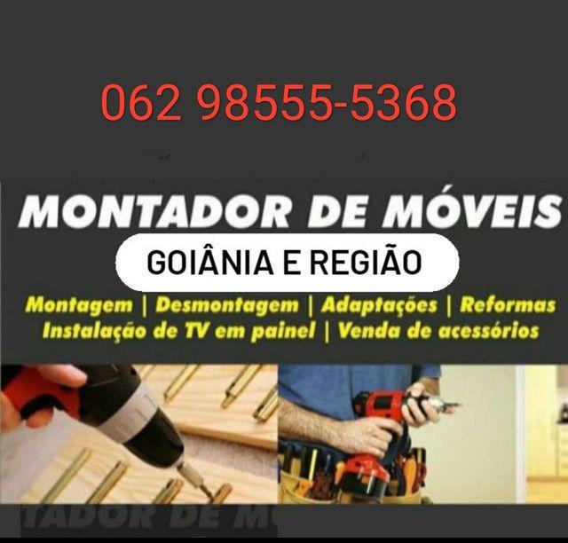 Montagem e instalação de móveis