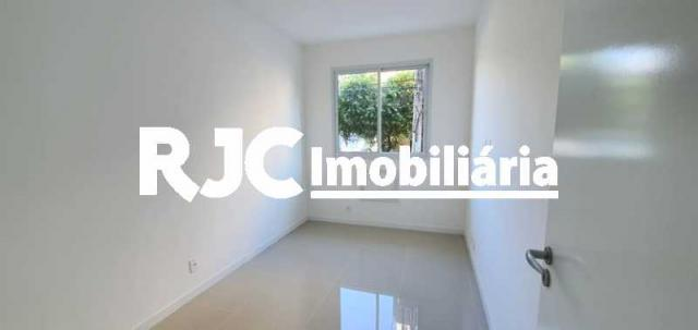 Apartamento à venda com 3 dormitórios em Vila isabel, Rio de janeiro cod:MBAP32983 - Foto 9