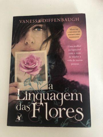 Livro: a linguagem das flores (Vanessa Diffenbaugh)